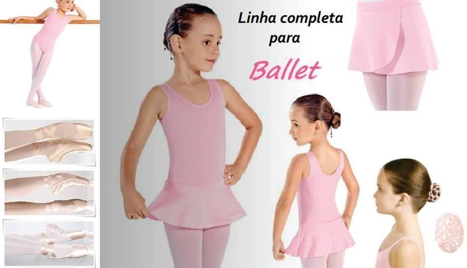 a5777fab9c Kit Ballet Infantil R  98