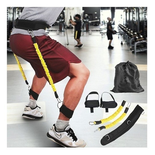 kit banda vertical de resistencia full fitness jum trainer