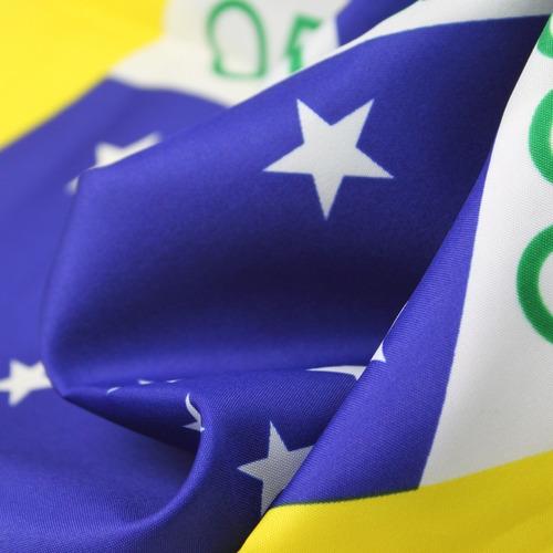 kit bandeira do peru + bandeira do brasil / países américa