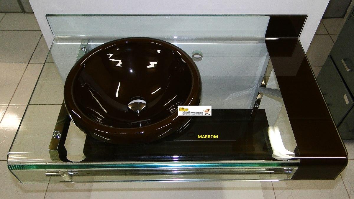 Kit Banheiro Gabinete + Espelheira Est Chopin Astra Cores  R$ 1149,00 em M -> Gabinete De Banheiro Astra