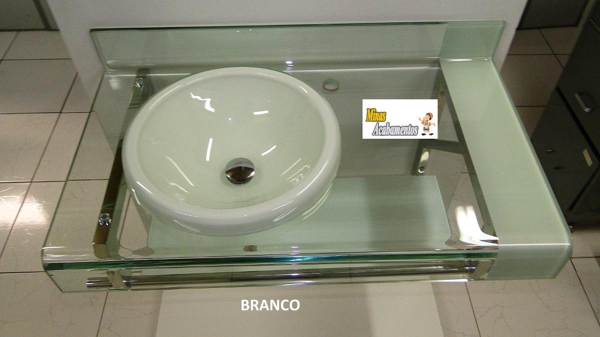 Kit Banheiro Gabinete + Espelheira Est Chopin Astra Cores  R$ 1099,00 em M # Pia De Banheiro De Vidro Telha Norte