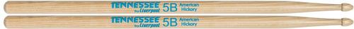 kit baqueta 5b, 5a e 7a hickory tennessee liverpool 16 pares