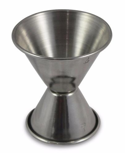 kit bar coqueteleira 500ml balde pegador dosador aço inox