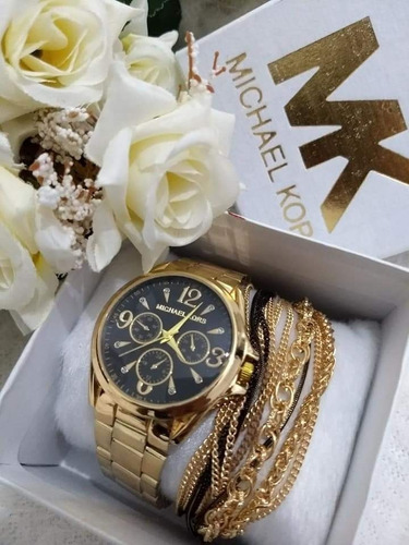 kit barato 10  unidade relógio feminino + caixa branca top