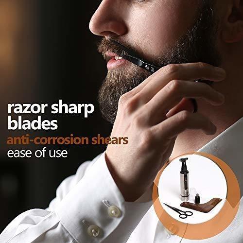 kit barba cuidado para cuidado
