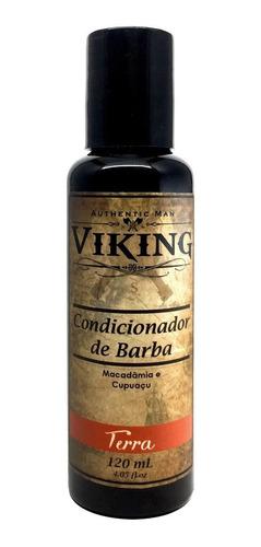 kit barba viking shampoo + condicionador + necessaire barber