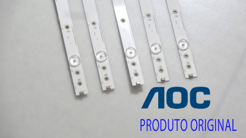 kit barra de led aoc le50u7970