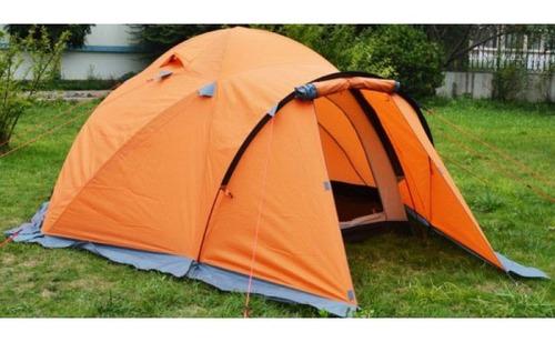 kit barraca himalaya 3 pessoas + impermeabilizante coleman