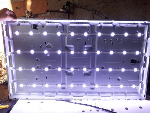 kit barramento de led samsung un49j5200ag un49j5200 original