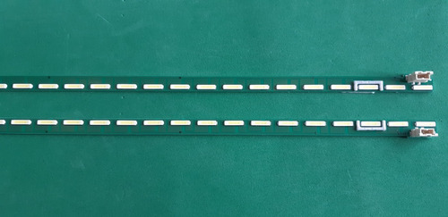 kit barras  49lf5400 49lf5410 49lf5900 versão 37 leds cada