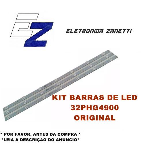 kit barras de led 32phg4900 le32d1352 le32h1461 novas