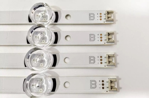 kit barras de led lg 39lb5600 39lb5800 39lb6500 novaoriginal