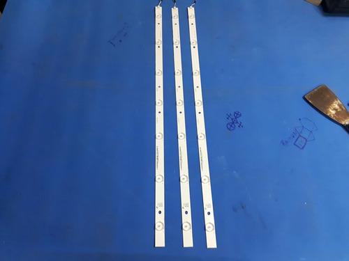 kit barras de led panasonic tc-32d400be original!!!!!!!