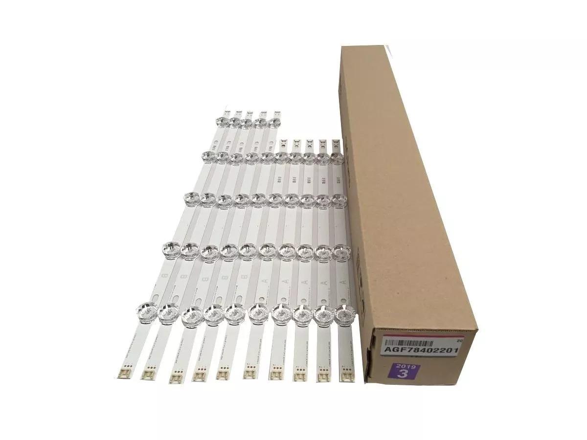 dcdf1925f kit barras de led tv lg 49lb6200 49lb5500 49lf5500 49lf6200. Carregando zoom .
