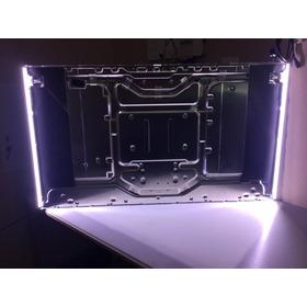 Kit Barras De Led Tv Samsung Un46f7500ag Original Com Cabos