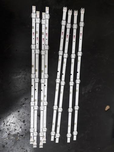 kit barras de leds un49j5200ag