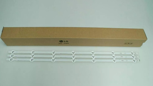kit barras led lg 32ln5400 32ln540b 32ln560b a1 a1 b1 origin