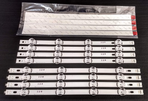 kit barras led lg 42ly340c 42lb5600 42lb5500 42lb6500