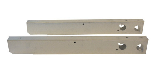 kit barras para parrilla cocinas longvie original (r679)