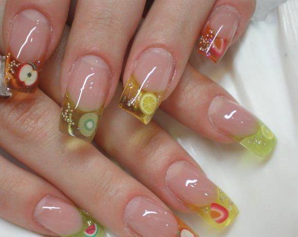Kit basico para u as acrilicas studio nails regalos 349 for Decoracion 3d unas acrilicas