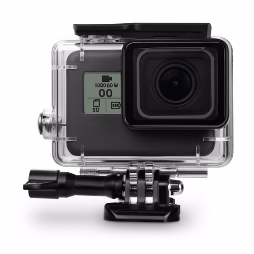 kit bastao 3 formas gopro hero 5 +  caixa estanque hero 5