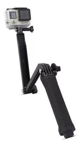 kit bastão 3 formas gopro black 7 6 5 4 2 3 3