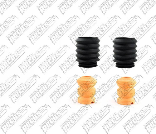 kit batente e coifa do amort. dianteiro bmw (e39) 525i 00/04