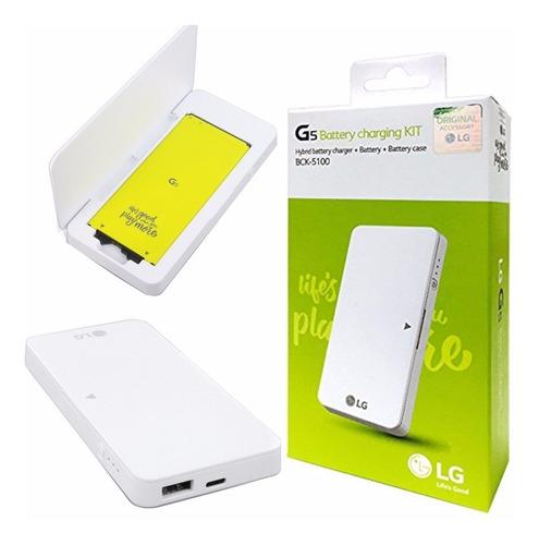 kit bateria lg g5 g5 se original sellado - garantia