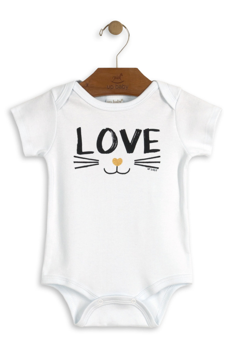 05bf4c6aaef9 Kit Bebê Com Bodies E Calça Suedine Up Baby - R$ 109,00 em Mercado Livre