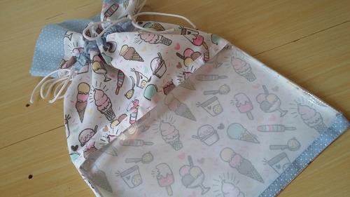 kit bebê porta fralda,chupeta,lenço,vacina, saquinho