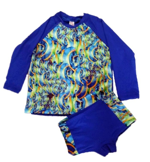 Kit Bebé 2 Camisas a3569963eca