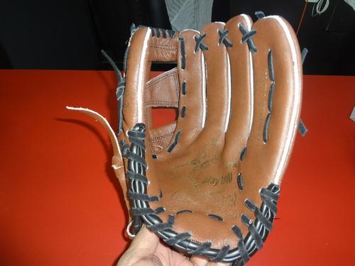 kit beisbol adulto manopla,bat y pelota  palomares genuino