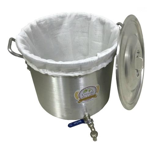 kit biab equipamentos para cerveja artesanal 20 litros