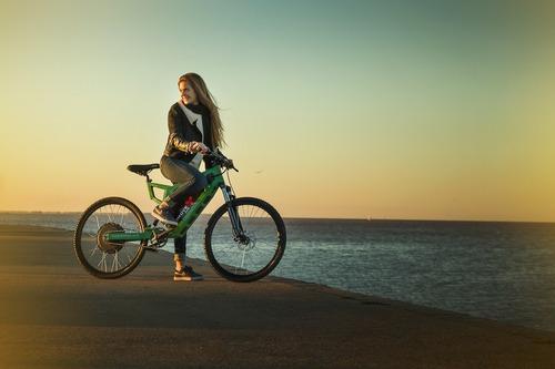 kit bicicleta electrica 350w motor compacto liviano oferta c