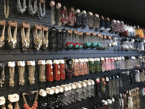 kit bijuteria revenda 10 colar fashion atacado