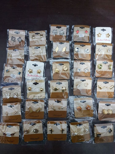kit bijuterias com 150 pares totalmente a sua escolha