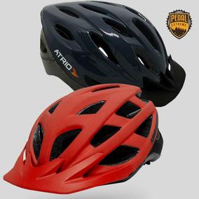 ce3fef685 Kit Dois Capacetes Bike - Ciclismo no Mercado Livre Brasil