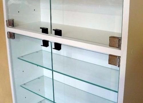Bisagras puertas cristal colocacion de herraje de bisagra - Bisagras para armarios ...
