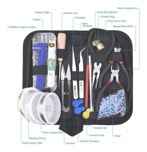 kit bisutería para reparación de prendas