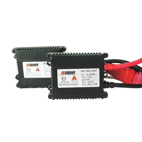 kit bixenon hid dc digital para autos camionetas h4 h13 9007