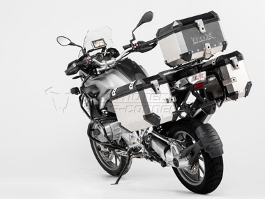 kit bmw r1200gs lc  maletas laterales trax ion sw motech