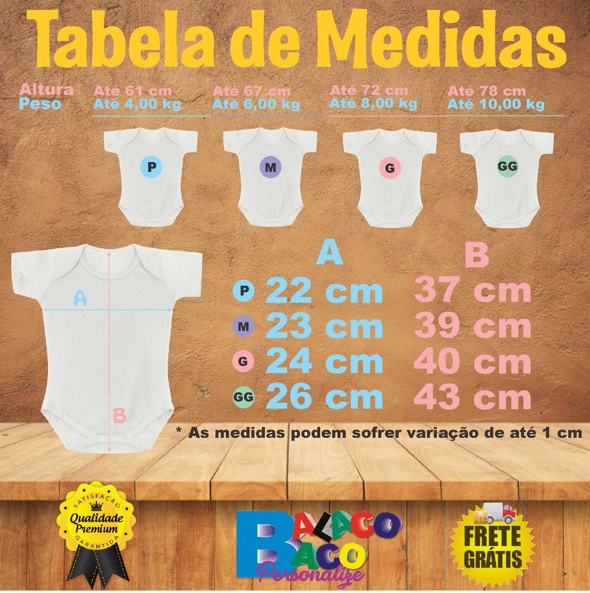 Kit Bodies Body Mesversario Time Futebol Santos Mês A Mês - R  189 ... 67444cb567aed