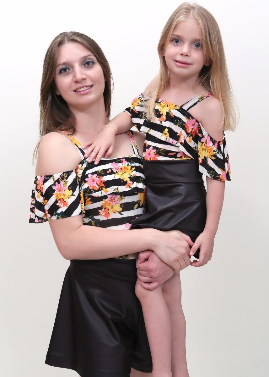 f0441b8d6e6cc kit body ciganinha mãe e filha. Carregando zoom.