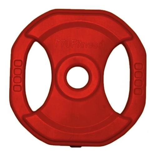 kit body pump barra hueca 1.30 mts 17 kg discos mancuernas