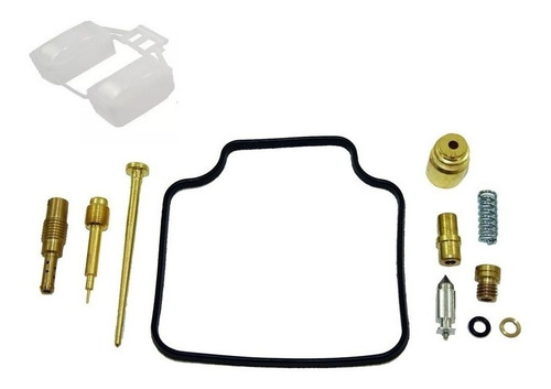 kit bóia reparo agulha do carburador cbx 250 twister tornado