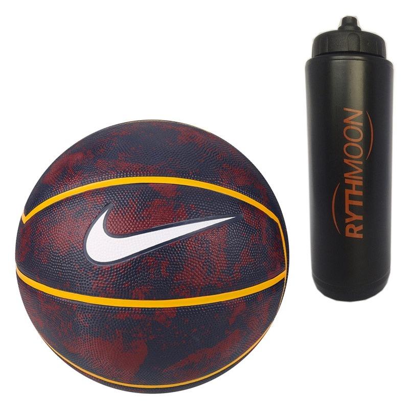 b2cbf1107a kit bola basquete nike lebron playground 4p + squeeze. Carregando zoom.