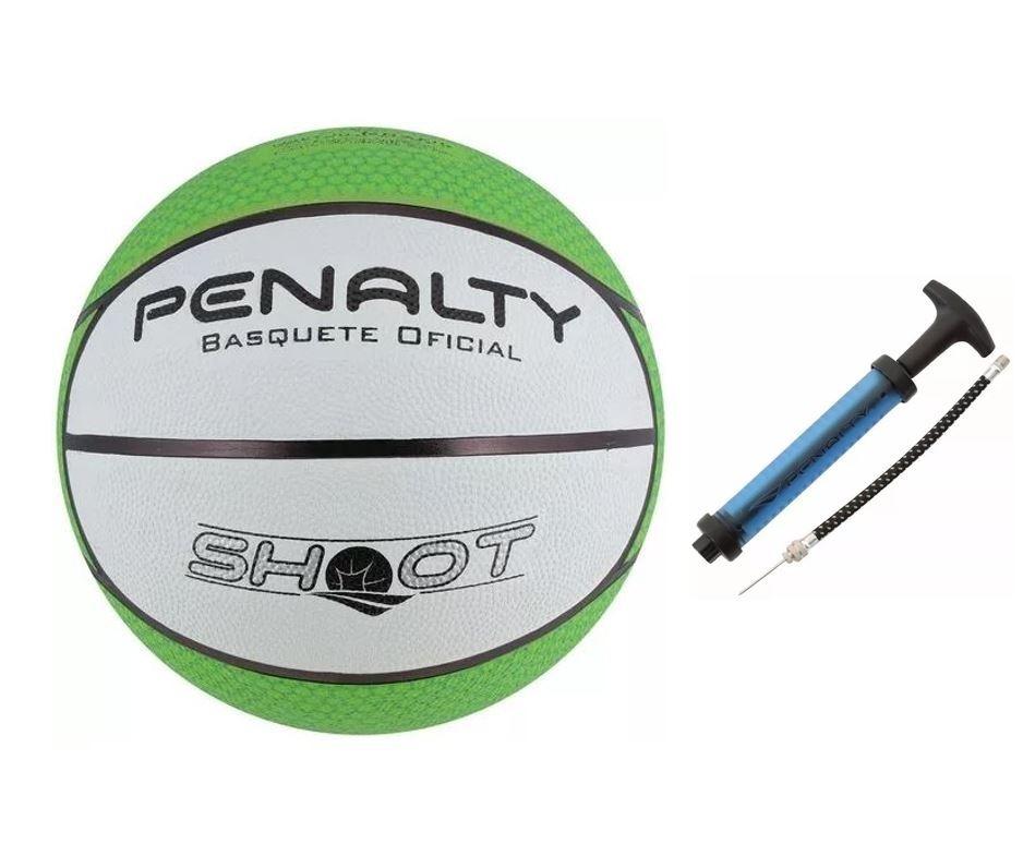 kit bola basquete penalty shoot nac vi + bomba penalty sac. Carregando zoom. aedd15299c248