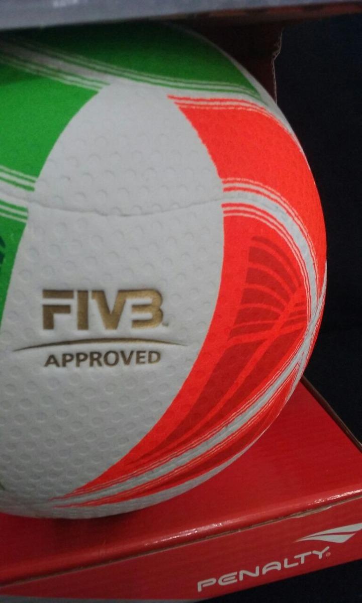 kit bola volei penalty pro 7.0 oficial original + bomba ench. Carregando  zoom. 3f86b2d913373