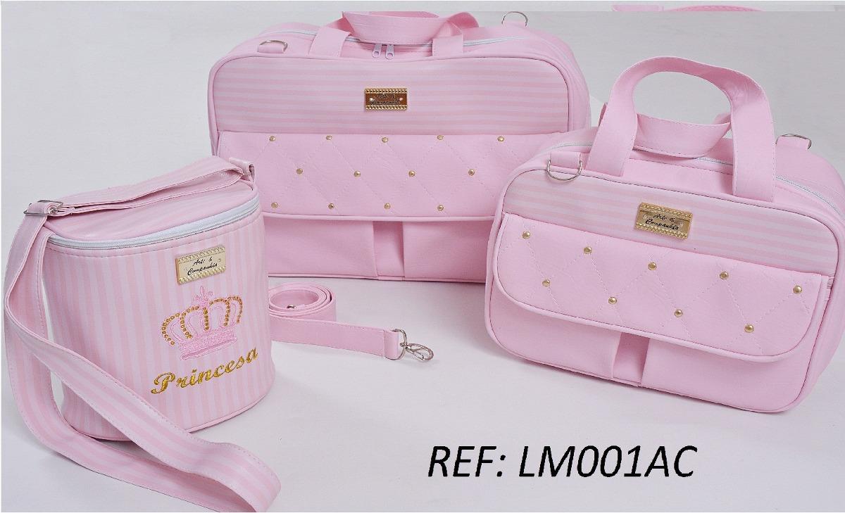 Kit bolsa maternidade 3 p s r 184 99 em mercado livre for Kit para toldos de enrollar