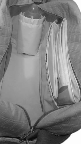 kit bolsa maternidade bebe menina menino miellu trocador 3pç
